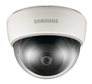 samsung-dome-cctv-camera